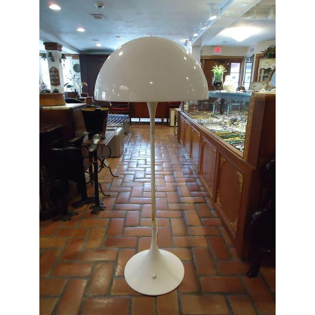 Verner Panton Panthella Floor Lamp For Sale - Image 10 of 12