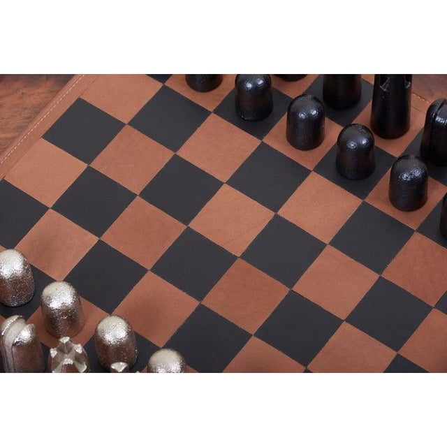 Modernist Chess Set #5606 by Carl Auböck For Sale - Image 10 of 11