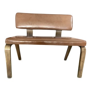 Mid-20th Century Thonet Library Bench