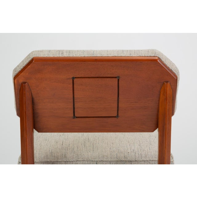"""Frank Lloyd Wright """"Taliesin"""" Game Table With Four Chairs For Sale - Image 10 of 13"""