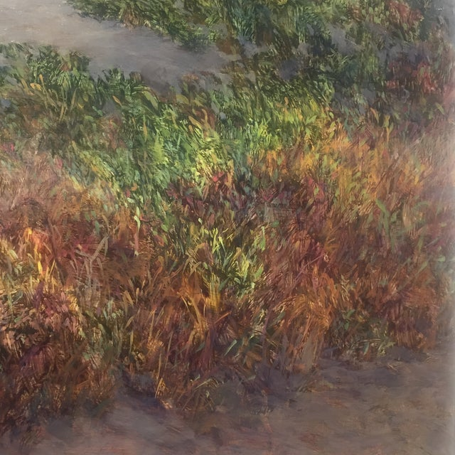 """Morning Reaches the Dune"" Painting For Sale - Image 5 of 8"