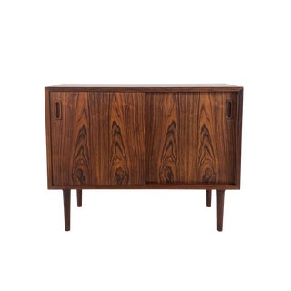 1960s Danish Rosewood Cabinet For Sale