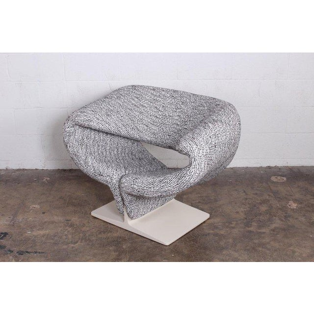 Artifort Pierre Paulin for Artifort Ribbon Chair For Sale - Image 4 of 11