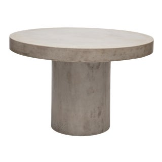 "Dark Grey Circa 47"" Dining Table For Sale"