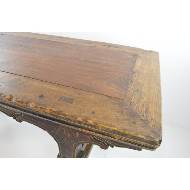 Rustic Antique Chinese Console Table - Image 10 of 10