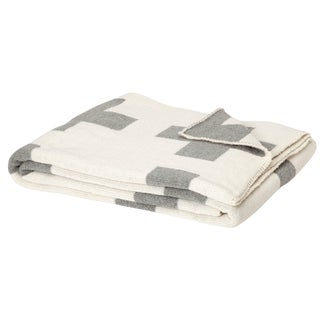 Eco Swiss Cross Reversible Aluminum Throw For Sale