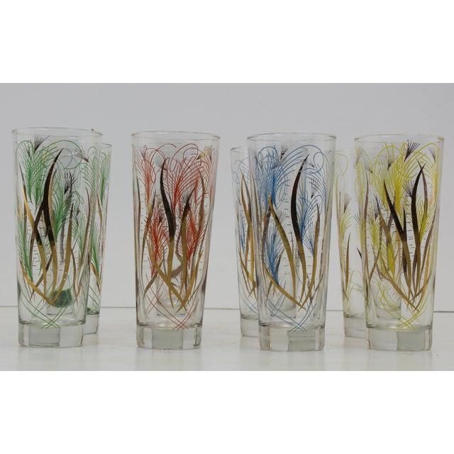 Vintage George Briard Glasses - Set of 8 - Image 4 of 9