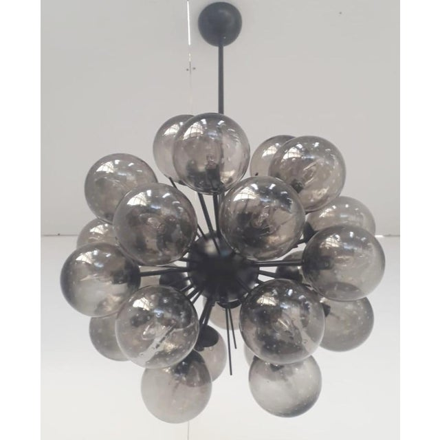 Not Yet Made - Made To Order Ventiquattro Sputnik Chandelier by Fabio Ltd For Sale - Image 5 of 10