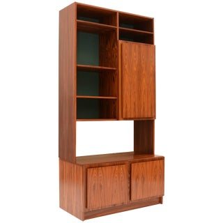 Brazilian Rosewood Cabinet For Sale