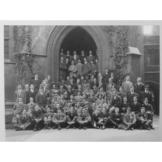Oxford Law Class Photography, 1906