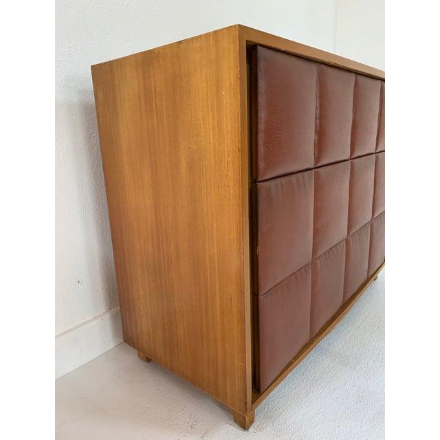 Herman Miller Gilbert Rohde for Herman Miller Three-Drawer Chest For Sale - Image 4 of 10