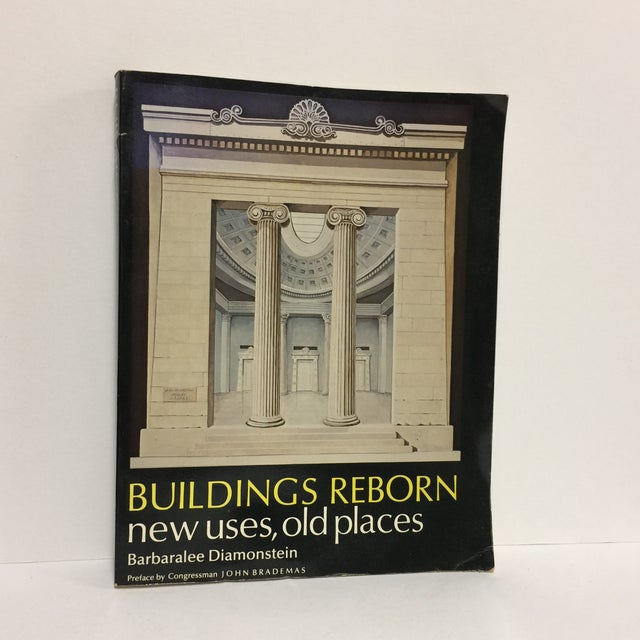 1978 Buildings Reborn Book For Sale - Image 12 of 12