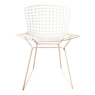 Mid-Century Modern Bertoia Chair for Knoll For Sale