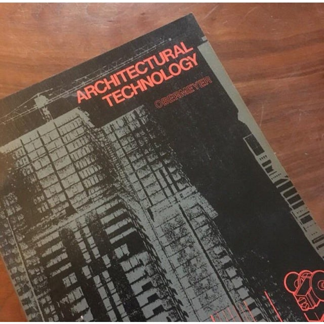 "1976 ""Architectural Technology"" by Obermeyer - Image 3 of 6"