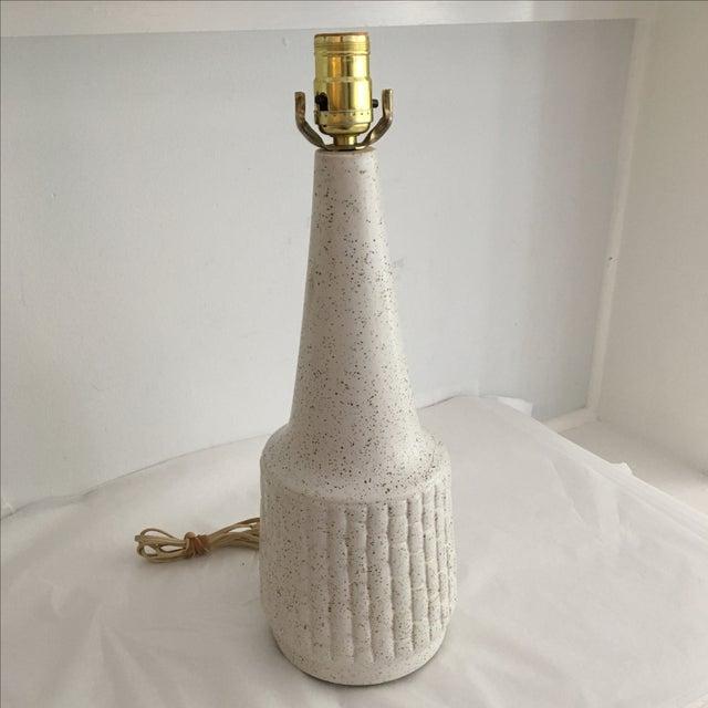 Vintage Mid-Century Modern Lamp - Image 4 of 9