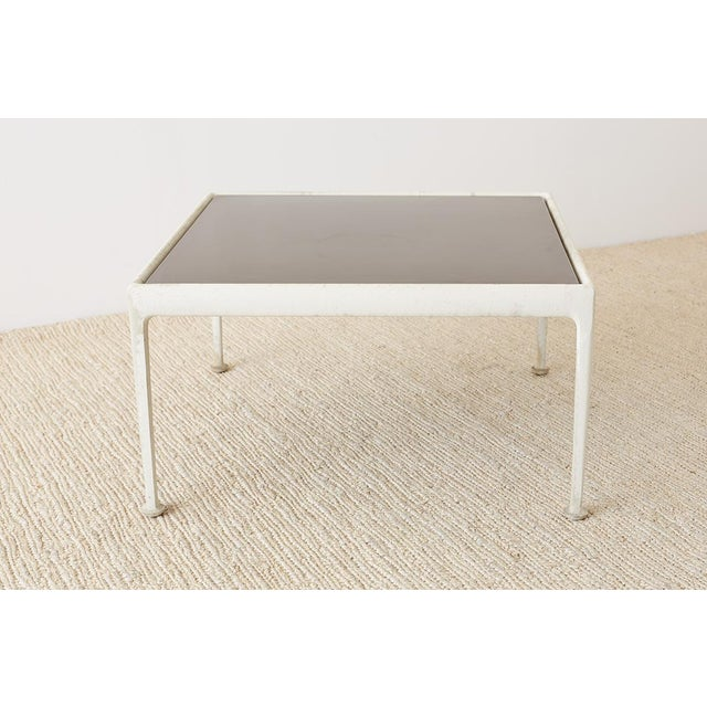 Knoll Richard Schultz for Knoll Aluminum Cocktail Table For Sale - Image 4 of 13