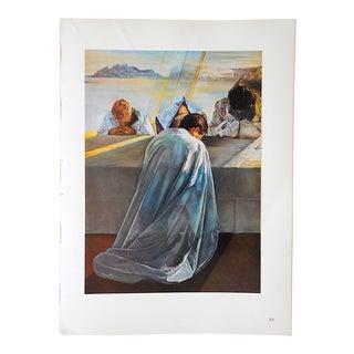 Vintage Ltd. Ed. Surrealist Lithograph-Salvador Dali-France-1957 For Sale