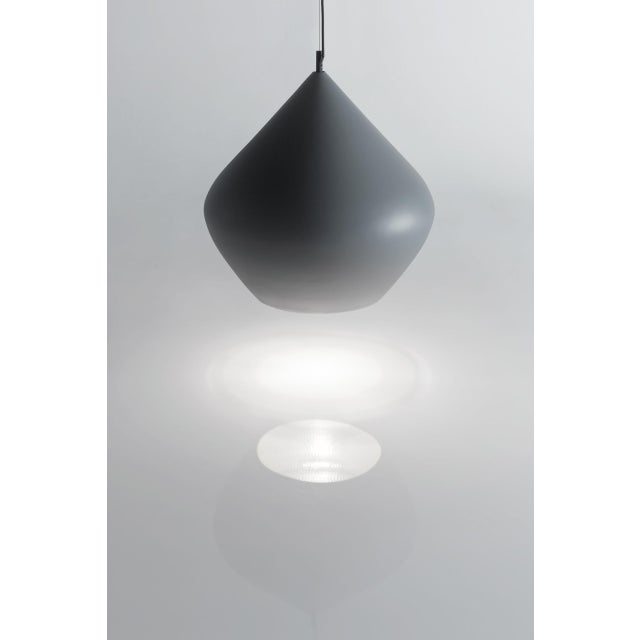 Tom Dixon Tom Dixon Beat Stout Pendant Grey For Sale - Image 4 of 8