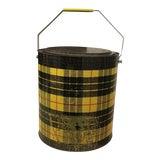 Image of Vintage WIne Cooler/Ice Bucket For Sale