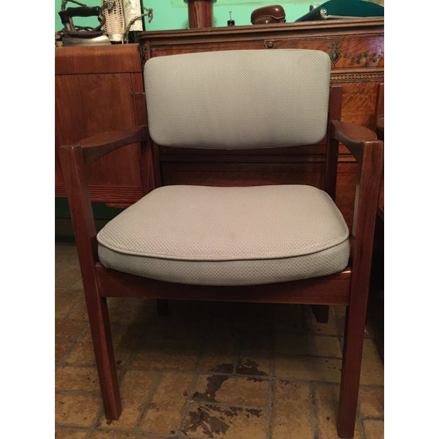 Danish Modern Armchairs - A Pair - Image 2 of 5