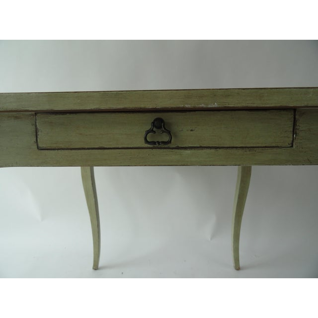 Brown 1980s Traditional Minton-Spidell Game Table For Sale - Image 8 of 10