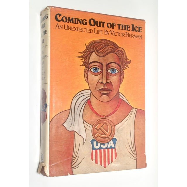 "Victor Herman ""Coming Out of the Ice"" Signed First Edition Book - Image 2 of 6"