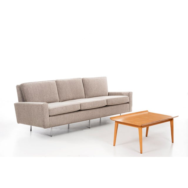 1950s Vintage Florence Knoll Sofa For Sale - Image 11 of 12