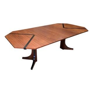 Mid-Century Modern John Kapel for Glenn of California Dining Table For Sale