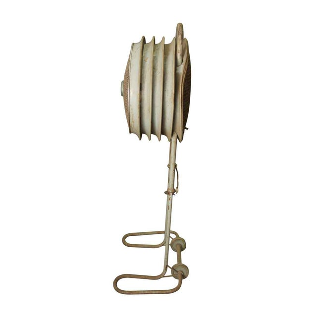 Vintage Westing House Industrial Fan For Sale - Image 5 of 8