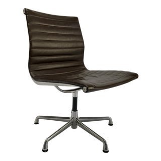Herman Miller Aluminum Group Side Chairs