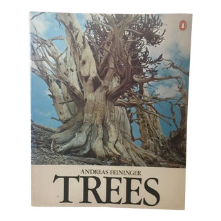 1978 Andreas Feininger Trees First Edition Book For Sale
