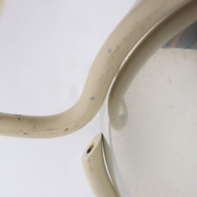 Metal Set of Two Ceiling Lamps by Gino Sarfatti for Arteluce For Sale - Image 7 of 9