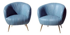 Image of Newly Made Italian Accent Chairs