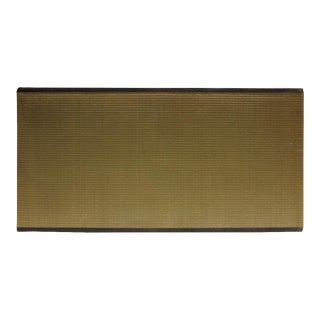 Japanese Tatami Mat or Rug - 2′10″ × 5′10″ For Sale