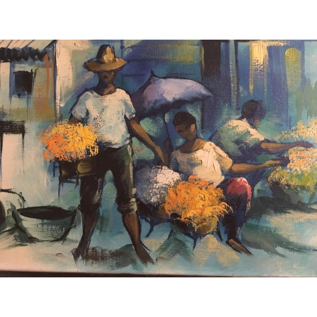 Original Impressionist Painting by Alfredo Buenaventura For Sale - Image 4 of 6