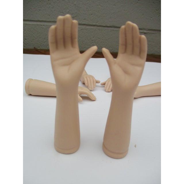 Vintage Steampunk Dolls' Hands Collection - Set of 6 - Image 6 of 9