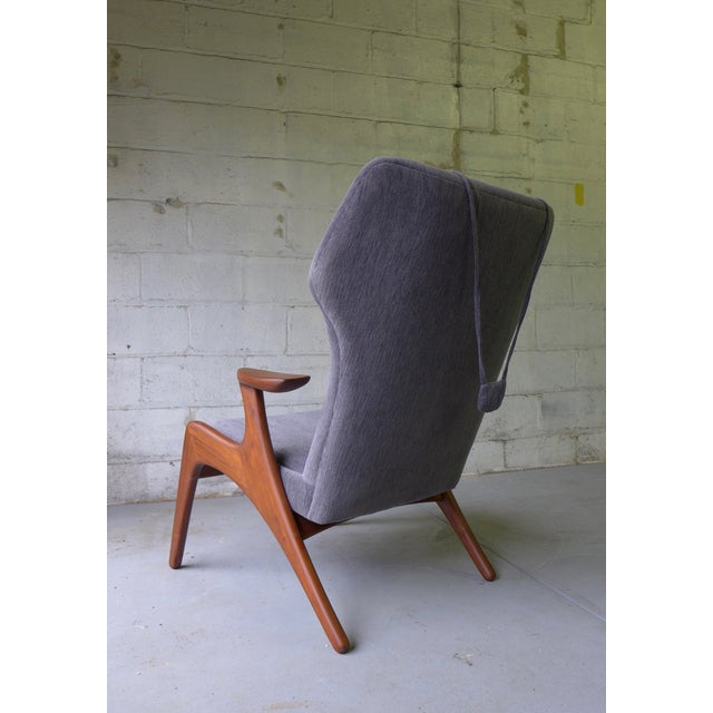 Mid-Century Lounge Chair - Image 6 of 7