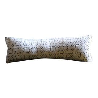 Mudcloth Lumbar Pillow For Sale