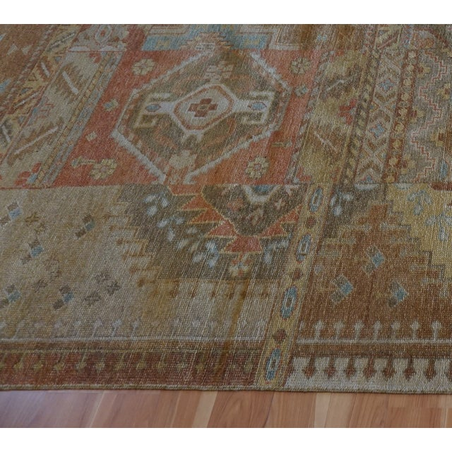 Indo Handmade Patchwork Rug - 8' x 10' For Sale - Image 4 of 6