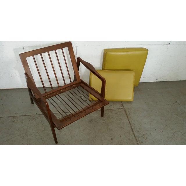 Midcentury Modern Kofod Larsen for Selig Chair - Image 5 of 5
