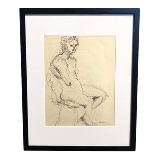 Figurative Drawing by Frank Bette