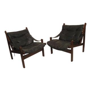 Torbjørn Afdal Designed Armchairs For Sale
