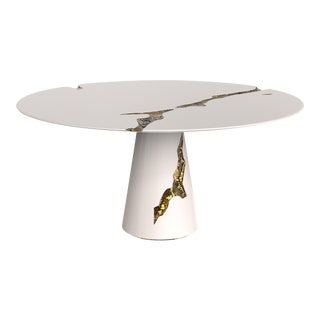 Covet Paris Empire Round Dining Table For Sale