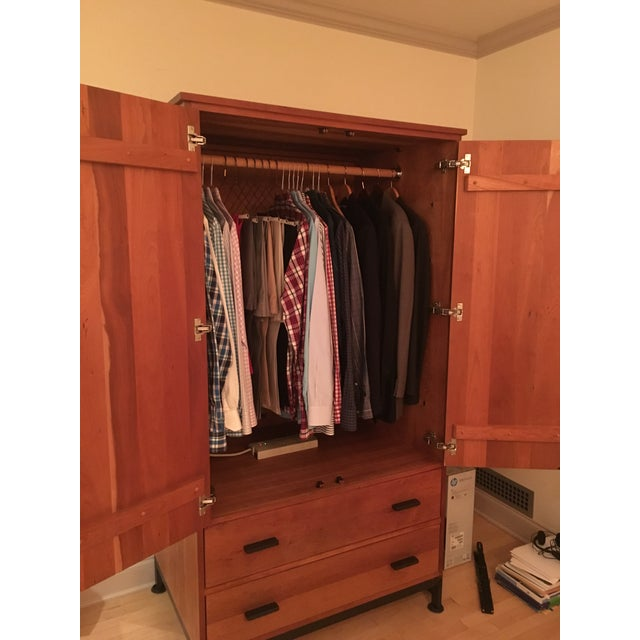 Room & Board Linear Storage Armoire - Image 7 of 7