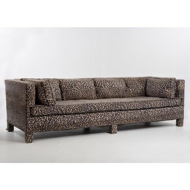 Large, iconic Billy Baldwin sofa. Seat height 17.5.