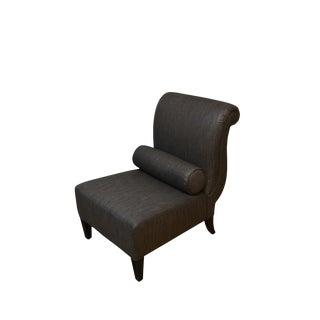 Baker Lounge Accent Chair For Sale