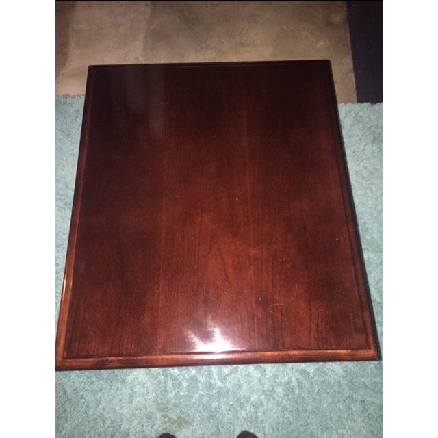 Queen Anne End Table - Image 4 of 5