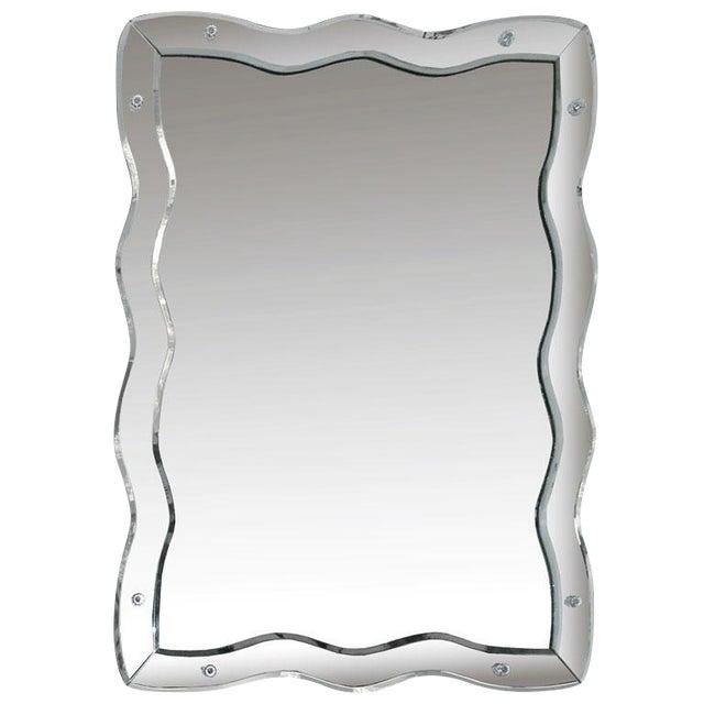 Venetian Style Mirror For Sale