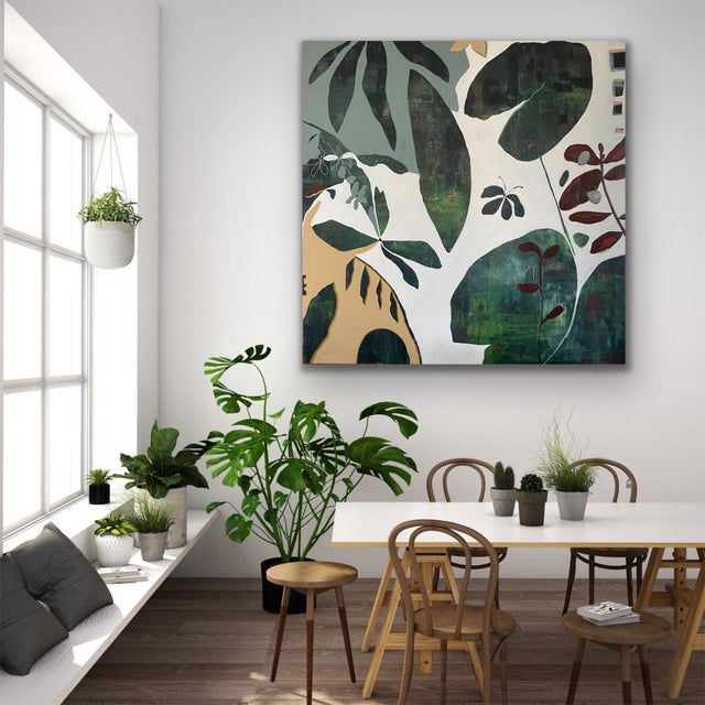 Large Scale Original Painting For Sale - Image 9 of 11
