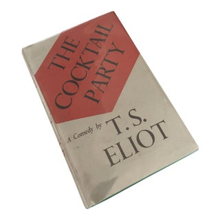 "T. S. Eliot ""The Cocktail Party"" Book"